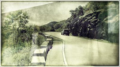 20151019.  Park Loop Road, Acadia NP, Mt. Desert Island, ME.