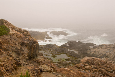 Acadia National Park, Great Head Trail, Maine