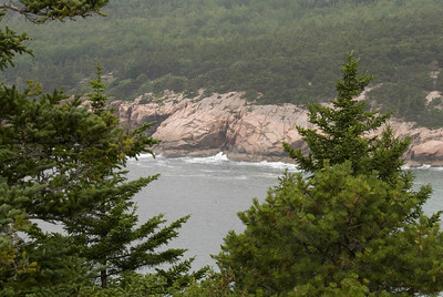 Acadia National Park, Great Head Trail, Maine