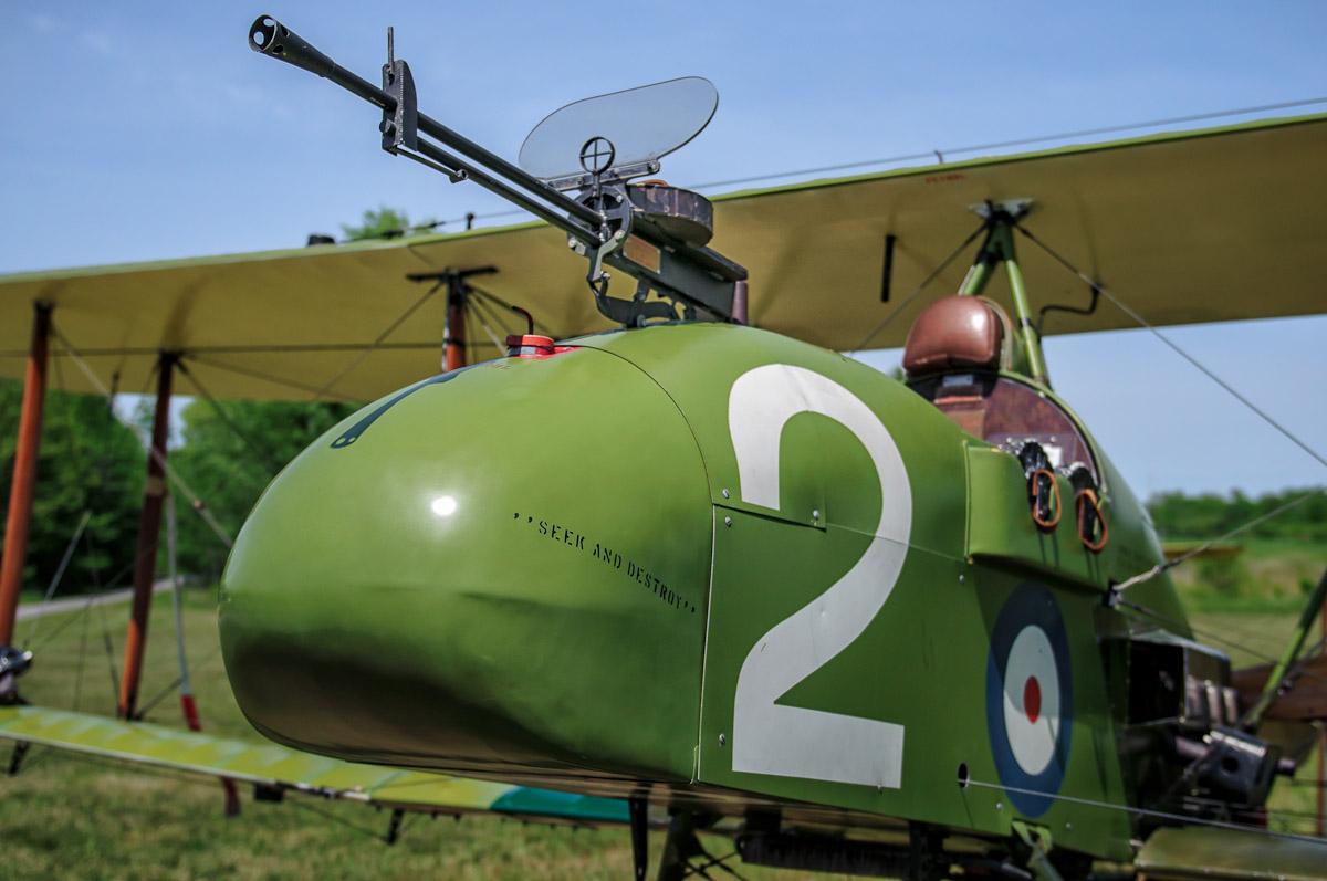 1916 Royal Aircraft Factory F.E.8