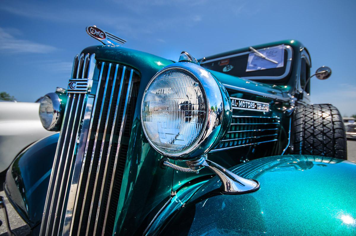 1936 GMC pickup