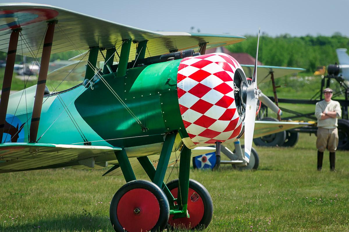 1917 Nieuport 28C.1