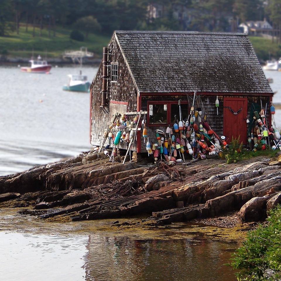 Mackerel Cove-Bailey Island-Maine