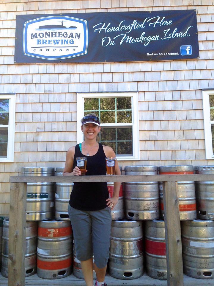 Monhegan Brewing Company