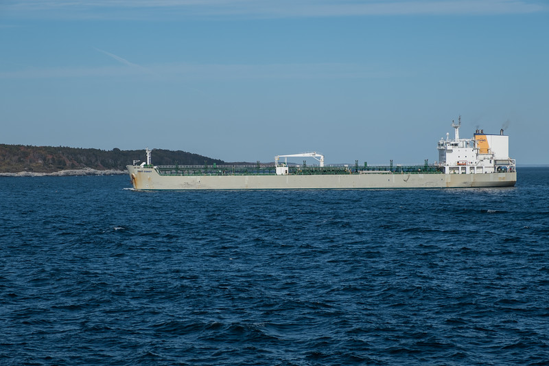 "Bulk carrier ""East Coast"""