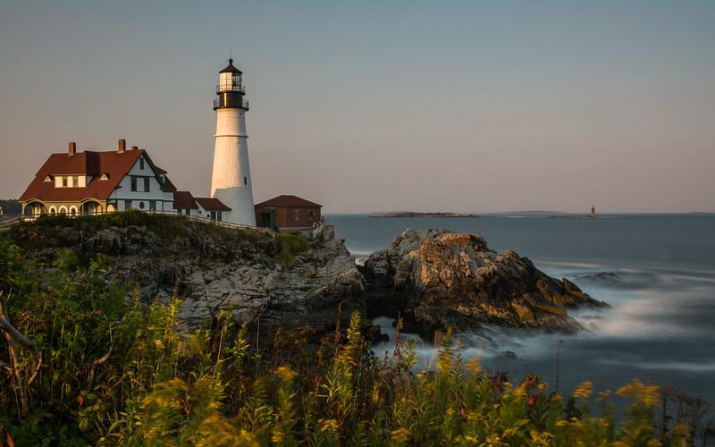 Portland, Maine Lighthouse Sept 2017