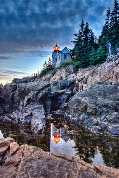 Bass Harbor Head Lighthouse by Angela M. Jorczak, Pictures of You