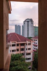 Apartment views.