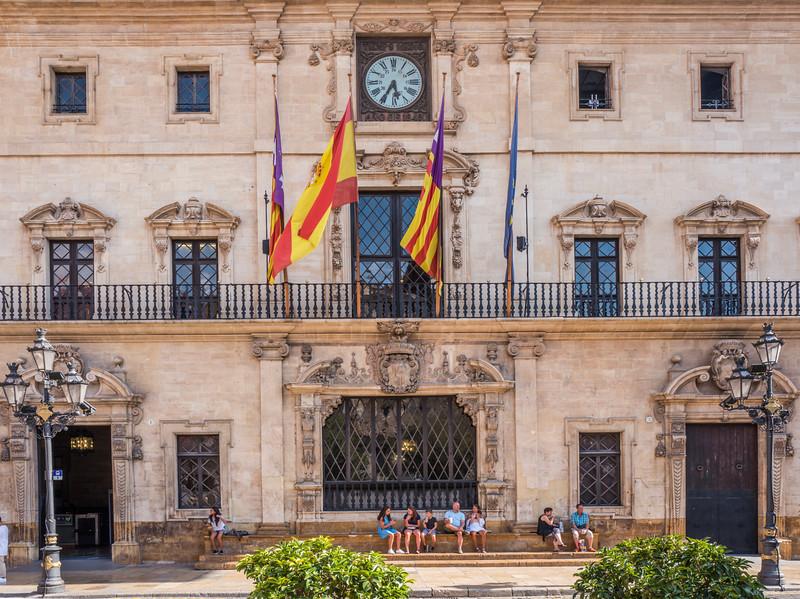 Library of Palma de Mallorca