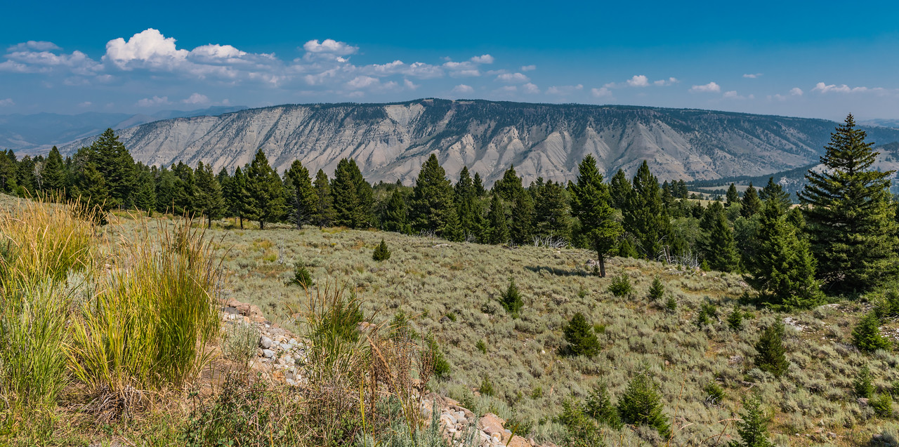 Mammoth Hot Springs - Yellowstone National Park, Wyoming - Part 7
