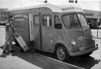 Tillamook County commissioners established the county library in the late 1940s. The bookmobile proved so popular in north county that Manzanita library supporters voted to join the new county library system.