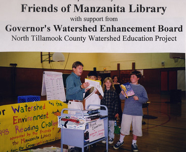 Reading programs for children have operated since the first year of the library in 1930. Library leaders began taking programs to schools in the mid 1990s.