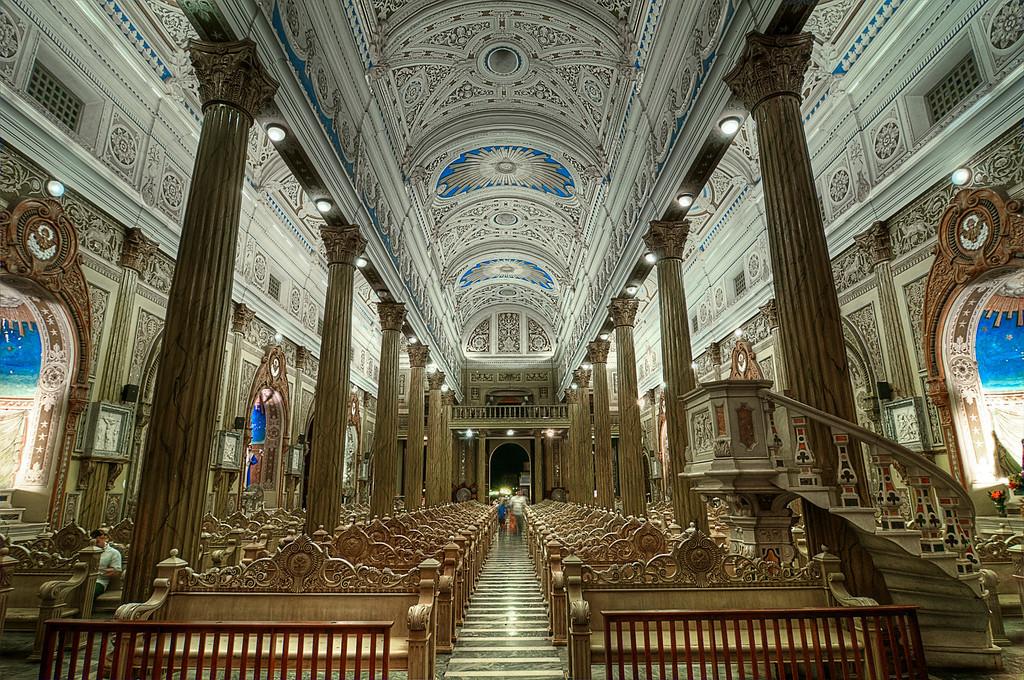 Basilica de la Chiquinquirá - Maracaibo, Venezuela<br /> <br /> HDR
