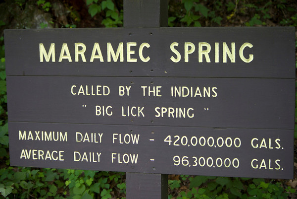 Maramec Spring