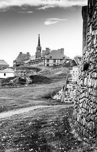 La citadelle du Louisbourg