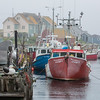 Peggy's Cove In the Mist