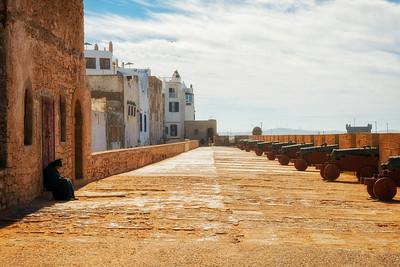 Essaouira near the sea