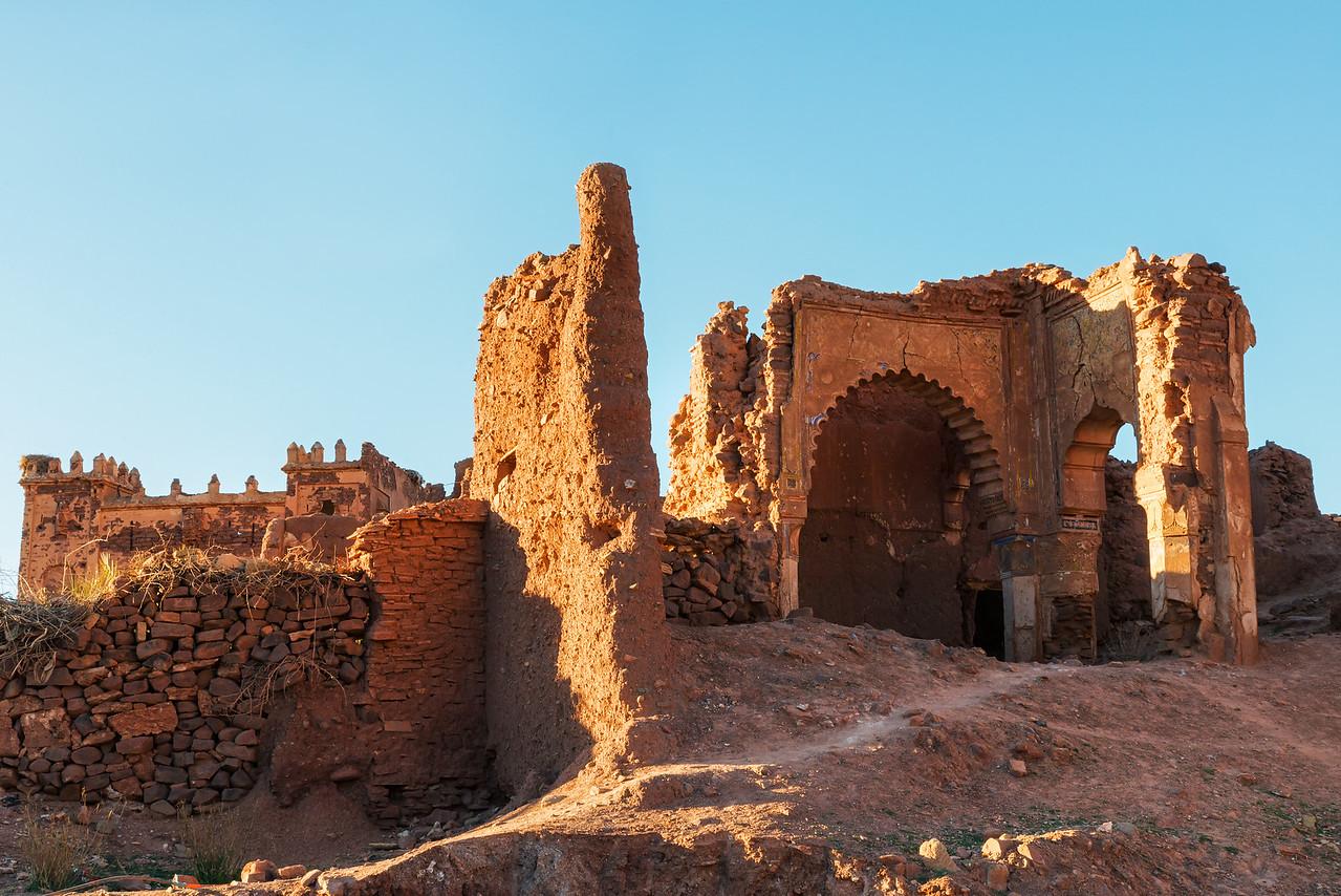 Marocco, Kasbah ruins