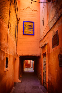 Marrakech labyrinth