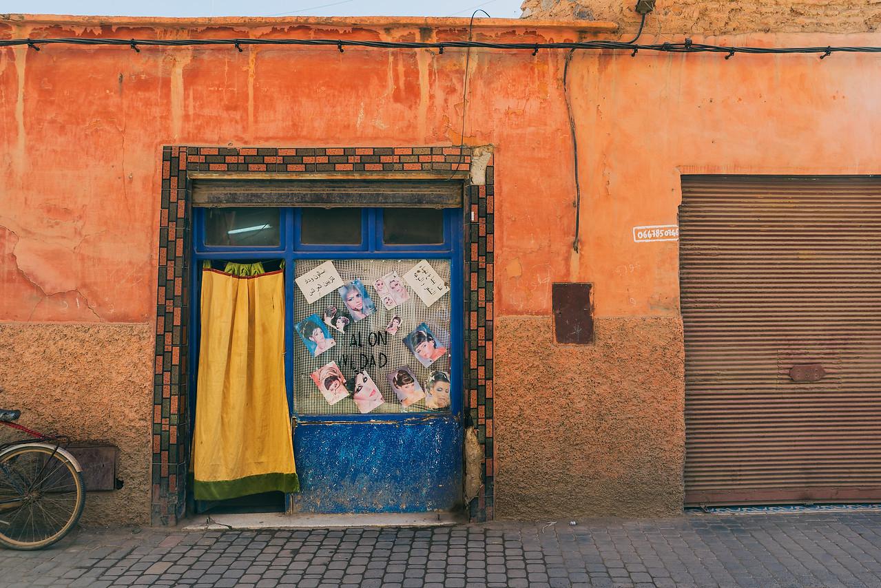 Marrakech salon