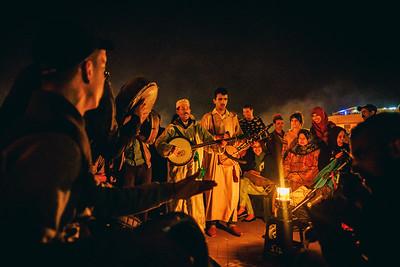 Jemaa el-Fnaa music