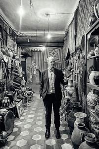 Hidden store in Marrakech