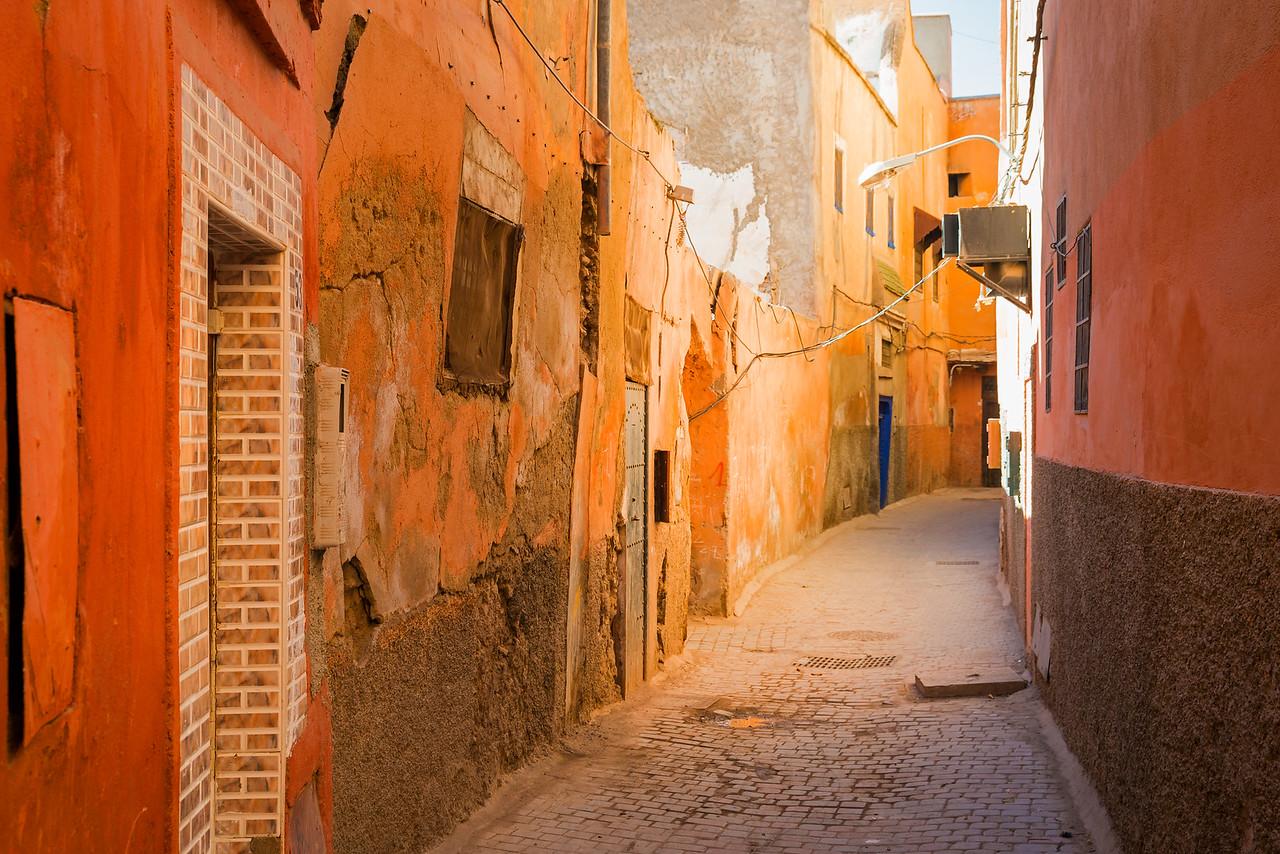 Marrakech walk