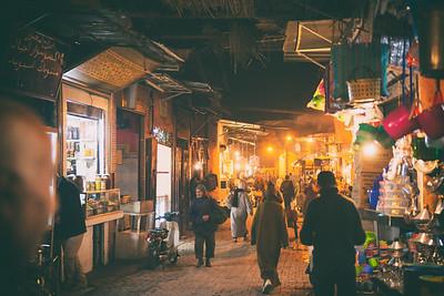Marrakech pulse