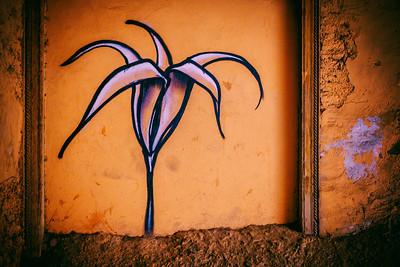 Marrakech flower