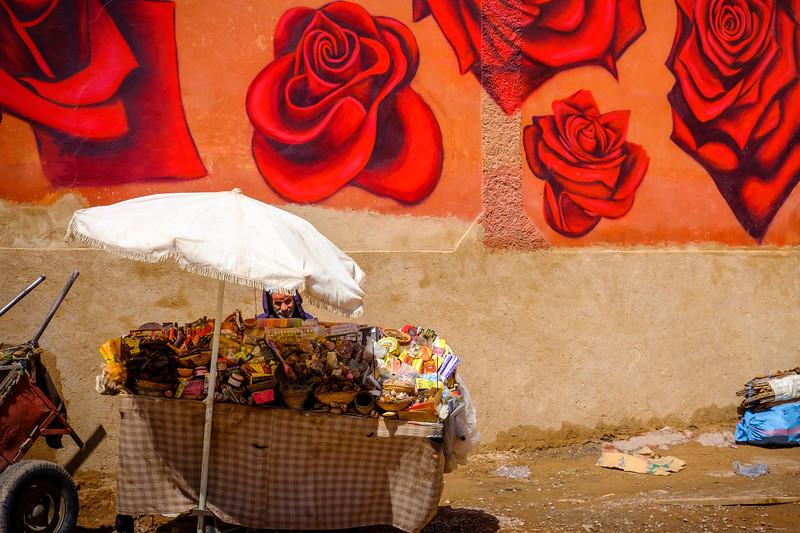 Marrakech salesman