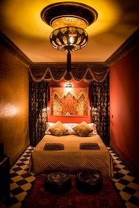 Riad room