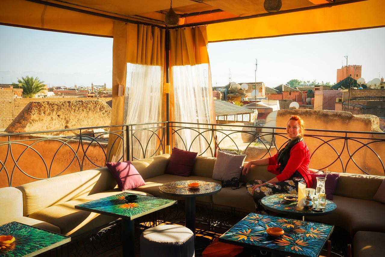 Last day in Marrakech
