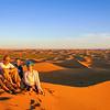Sahara travellers