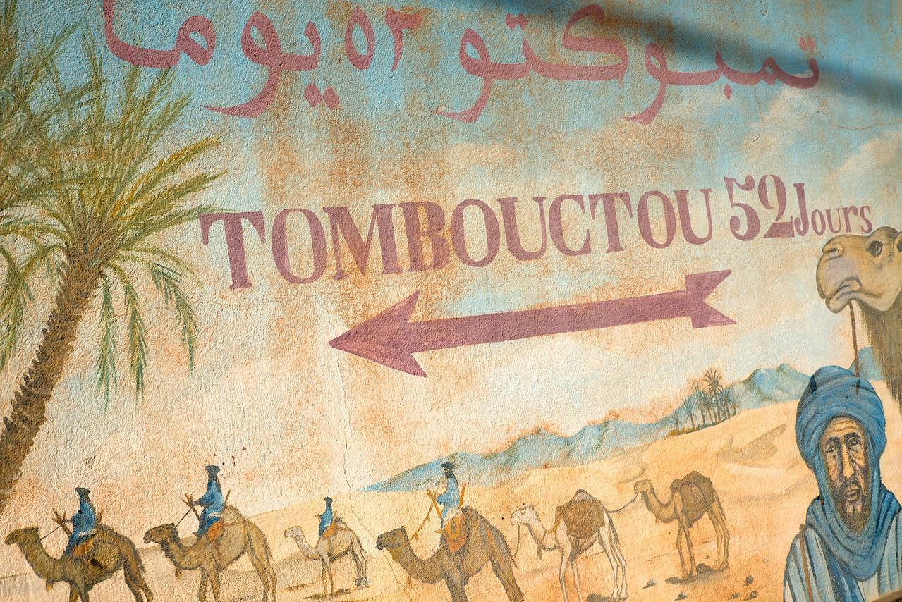 Path to Timbuktu