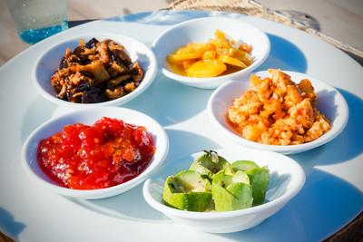 Marrakech lunch