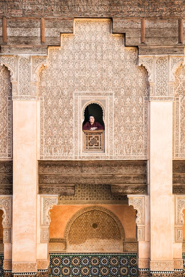 Herman in Morocco