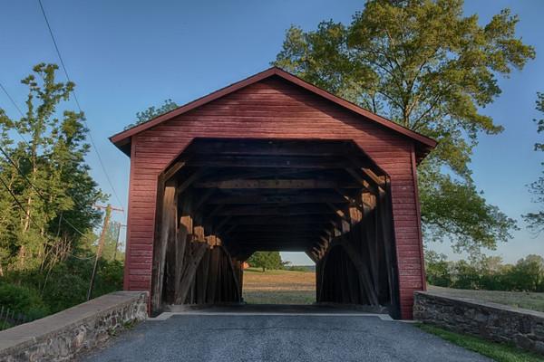 Utica Mills Bridge