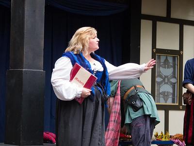 Always time for Shakespear Scum