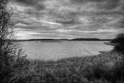 01Apr2012. Parker River NWR. Taken with Nikon D90 and Nikkor 14-24-mm lens. Processed with Adobe Photoshop CS5, Photomatix Pro 4.1,and Nik Silver Efex Pro 2.
