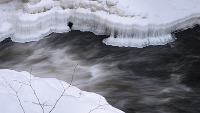 20140202.  Doane's Falls in the winter.
