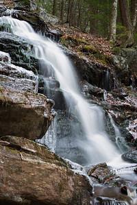20141116.  Spirit Falls at Jacobs Hill, Royalston, MA.
