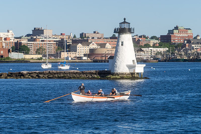 Palmer's Island Lighthouse - New Bedford