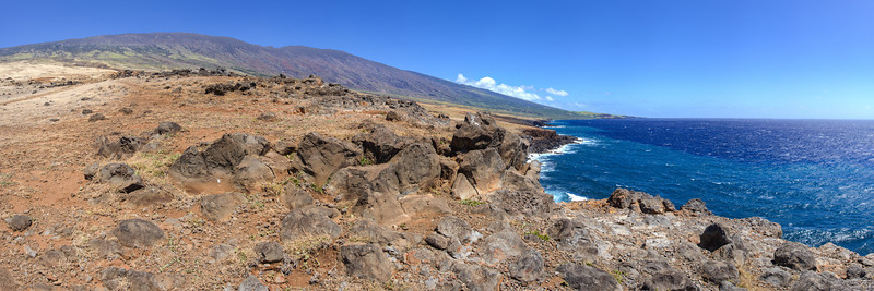 South Maui<br /> (Stitched Panorama)