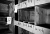 Low Supplies<br /> <br /> Lumber Mill, McCloud, CA