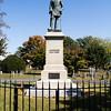 Stonewall Jackson's tomb