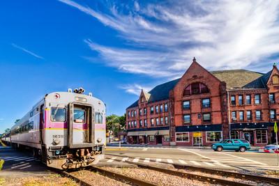 Medford-Train-Usher Building