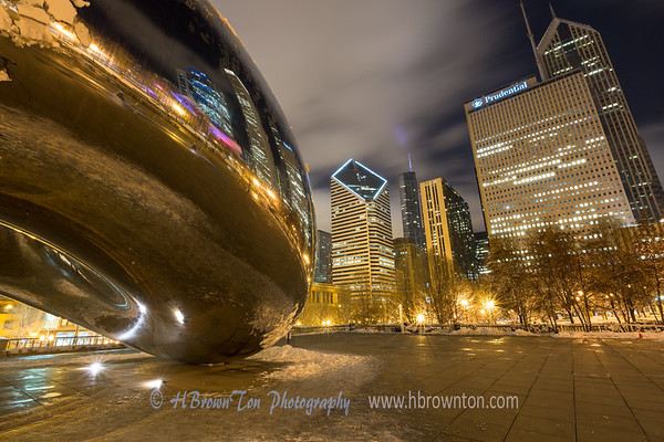 Chicago - Mellinium Park Cloud Gate