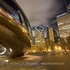 Chicago - Mellinium Park Cloud Gate
