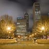 Chicago - Mellinium Park at Night