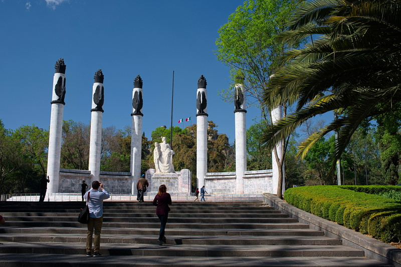 Chapultapec Park